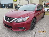 2017 Nissan Altima -After