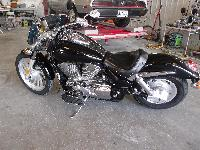 Motorcycle  -Before